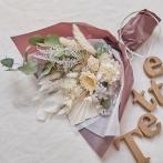 新潟県燕市 ドライフラワー専門店 Tette テッテ ブーケ 贈り物 記念日